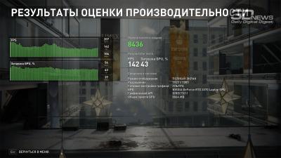 World War Z Full HD (142/104 FPS)