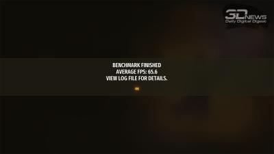 Serious Sam 4 Full HD (66/22 FPS)