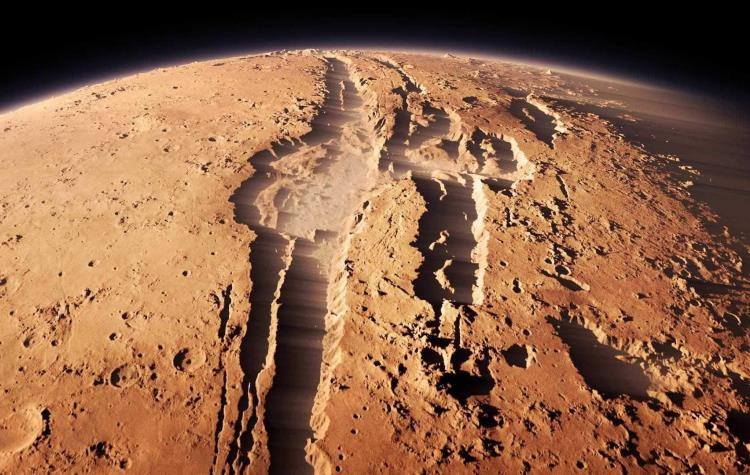 Китайский космический аппарат Тяньвэнь-1 вышел на опорную орбиту Марса