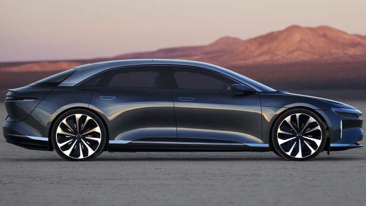 Lucid Motors собирается предложить конкурента Tesla Model 3 к 2025 году