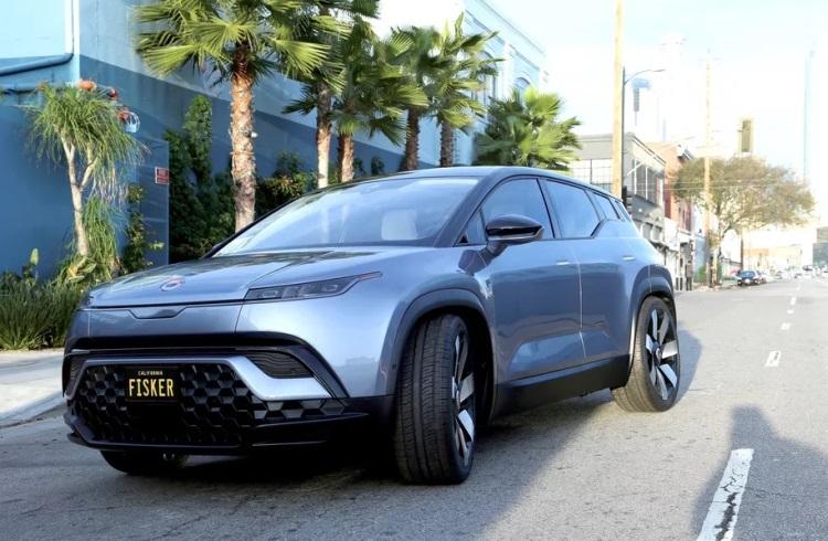 Производством электромобилей Fisker займётся Foxconn