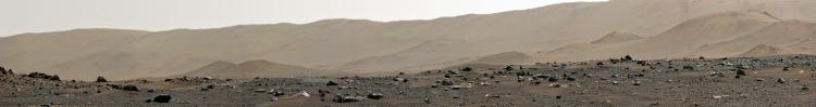 """NASA опубликовало первую панораму Марса с огромным разрешением, а также почти 6000 фото сPerseverance"""""""