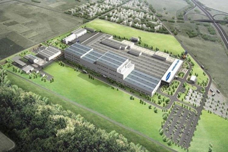 Завод Samsung SDI в Гёдо, Венгрия. Источник изображения: Samsung SDI