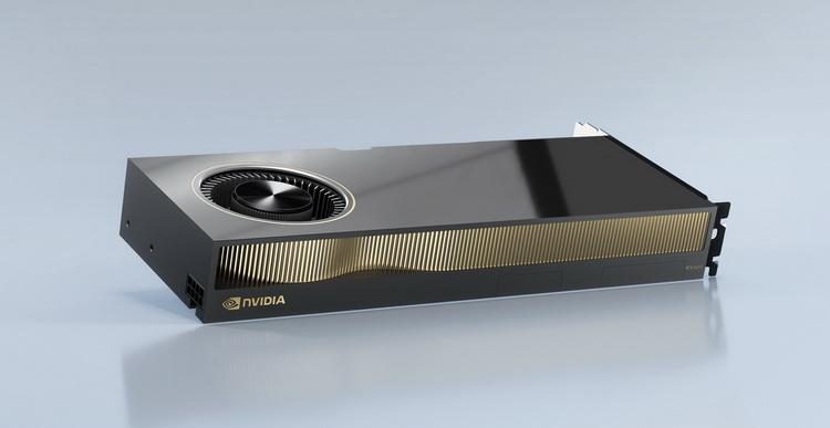 Профессиональная видеокарта NVIDIA RTX A6000 получила поддержку технологии Resizable BAR