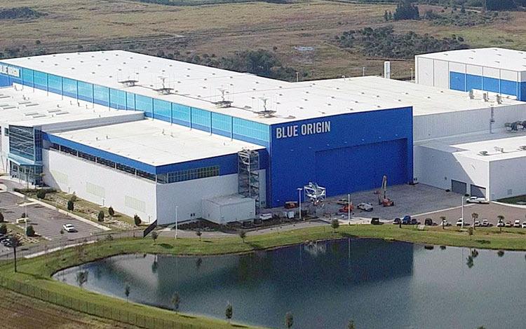 Видео: Blue Origin провела экскурсию по заводу и объектам, касающимся возвращаемой ракеты New Glenn