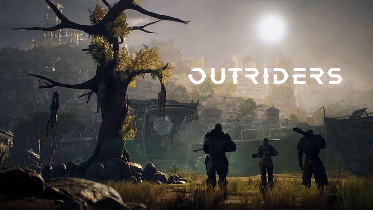 Ролевой шутер Outriders заработает на Xbox Series S в 4K при 60 кадрах / с  — Nah.News