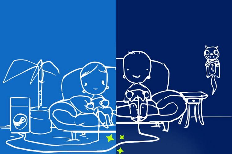 Valve тестирует функцию удалённой игры с друзьями, у которых нет Steam