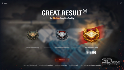 World of Tanks enCore RT (Balanced)