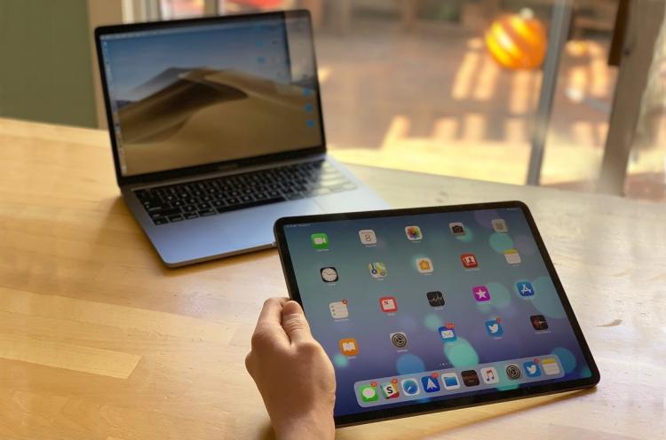 По слухам, новый iPad Pro с процессором A14X будет сопоставим по производительности с Macbook на чипе M1