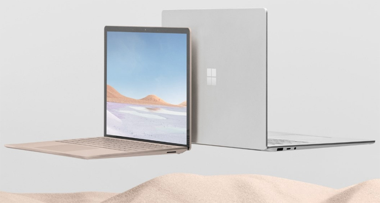 Microsoft's upcoming Surface Laptop 4 made its mark on GeekBench with AMD and Intel chips