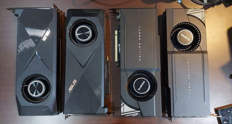 Производители прекратили выпуск GeForce RTX 3090 с «турбинами»