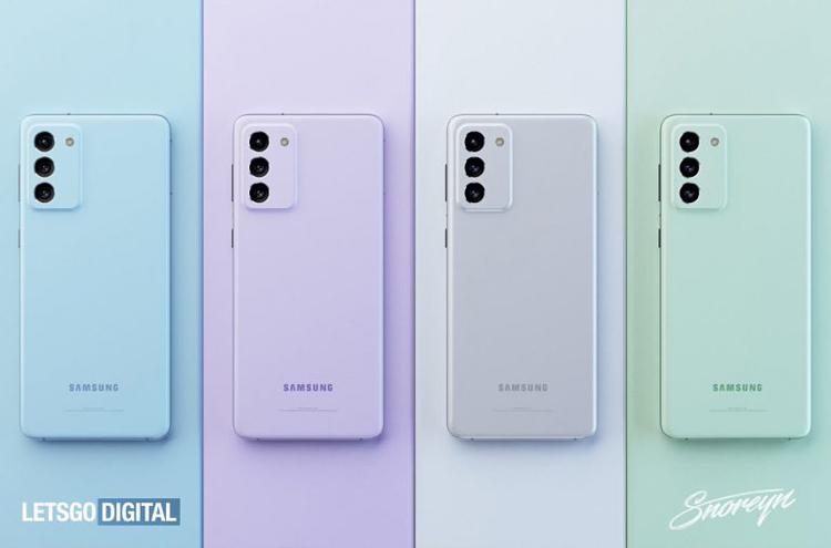 Доступный флагман Samsung Galaxy S21 FE показался на качественных изображениях