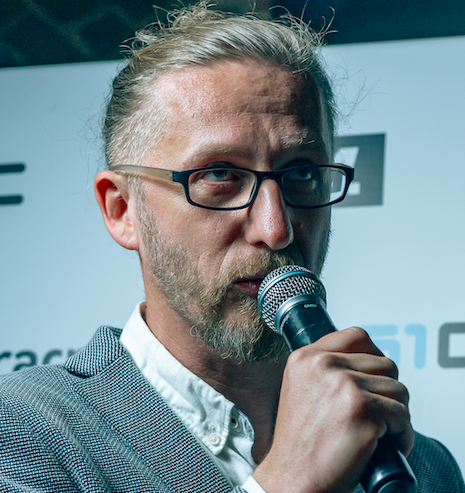 Филипп Моднов, CEO LAZM.