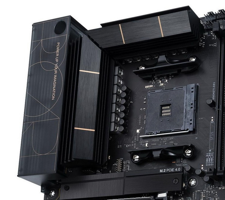 ASUS unveiled ProArt B550 Creator board on AMD B550 chipset with two Thunderbolt 4 connectors