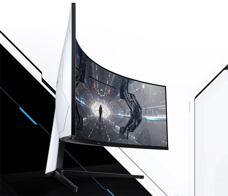 Обновлённый 49-дюймовый игровой монитор Samsung Odyssey G9 получит панель Mini-LED