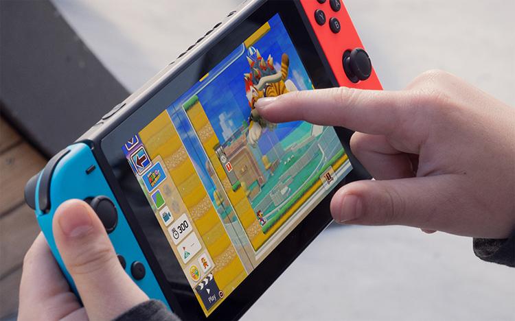 Новая консоль Nintendo Switch получит увеличенный экран и сможет выводить 4K-видео на внешний экран