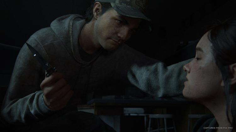 Нил Дракманн объяснил использование клюшки для гольфа в одной из ключевых сцен The Last of Us Part II