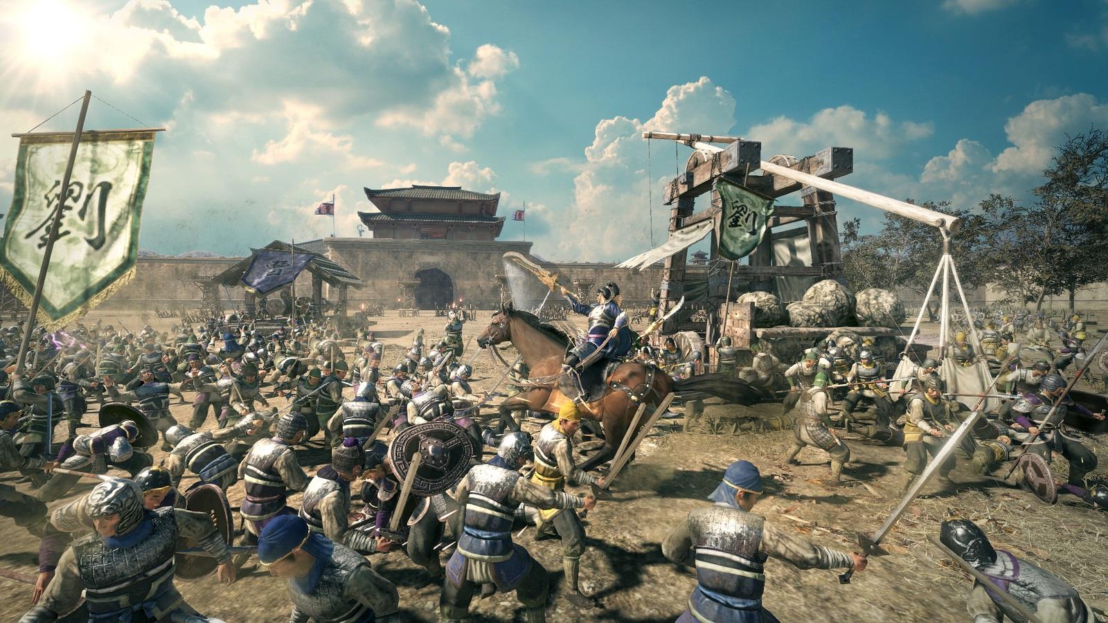 Премьеру стратегического экшена Dynasty Warriors 9: Empires перенесли на неопределённый срок