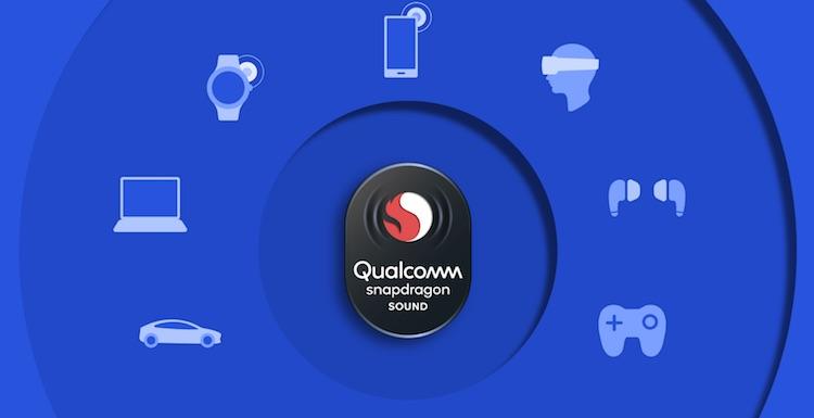 Qualcomm запустила Snapdragon Sound — программу повышения качества звука в беспроводных наушниках