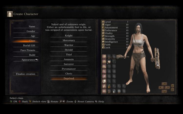 Слухи: в Elden Ring появятся классы, редактор персонажей и онлайн-функции из серии Souls