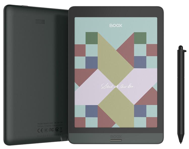 """Ридер Onyx Boox Nova3 Color с цветным экраном E-ink Kaleido Plus стоит $420"""""""