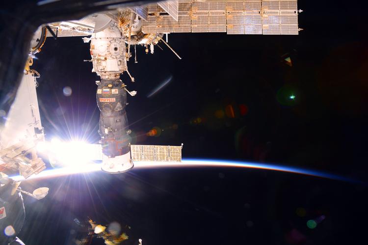 """Российские специалисты обсуждают облик новой орбитальной станции"""""""