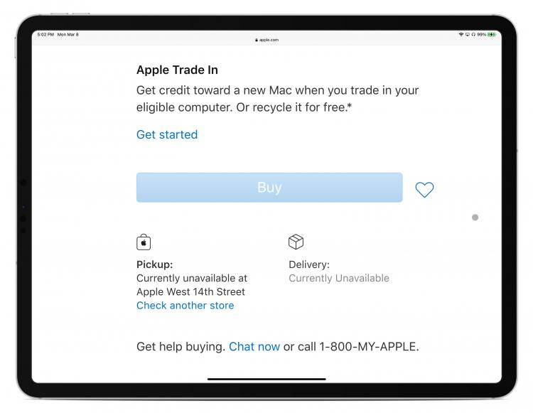 """Моноблоки iMac Pro вот-вот исчезнут из продажи— масштабное обновление не за горами"""""""