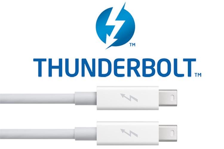 Intel надеется, что популярность Thunderbolt наконец взлетит к следующему году