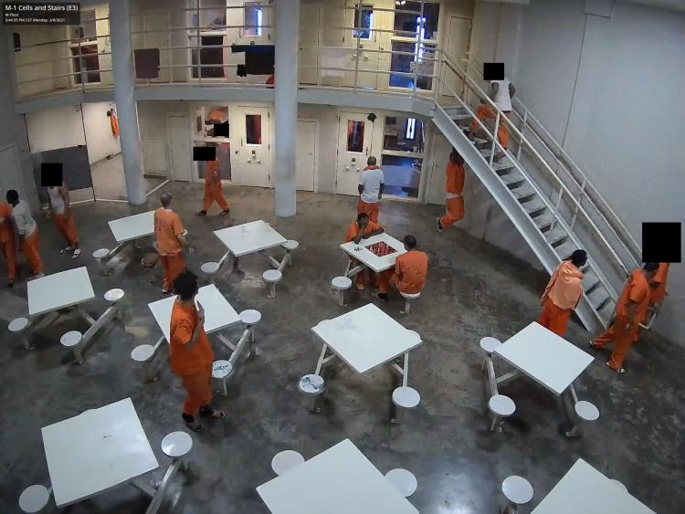Тюрьма Madison County Jail, источник: Bloomberg