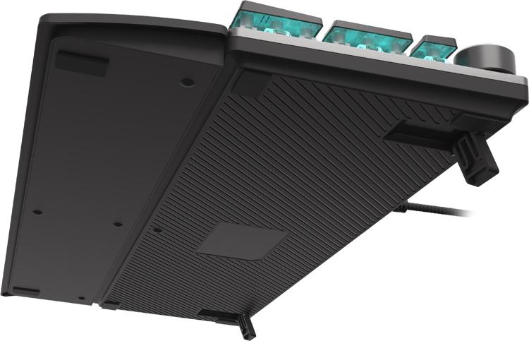 Игровая клавиатура Genesis Thor 401 RGB наделена механическими переключателями Kailh Brown