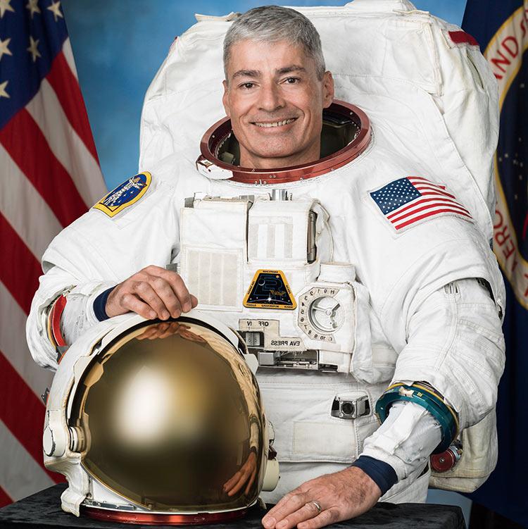 Марк Ванде Хай (NASA)