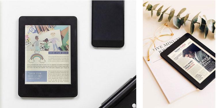 E Ink представила улучшенные цветные дисплеи на электронных чернилах Kaleido Plus: больше цветов, быстрее анимация