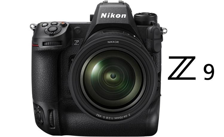 Nikon показала полнокадровую беззеркалку Z9 с поддержкой видео 8K, которая выйдет в этом году
