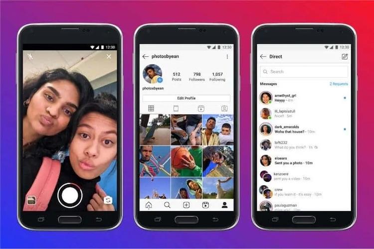 Вышло приложение Instagram Lite — уменьшенное потребление трафика и ограниченная функциональность