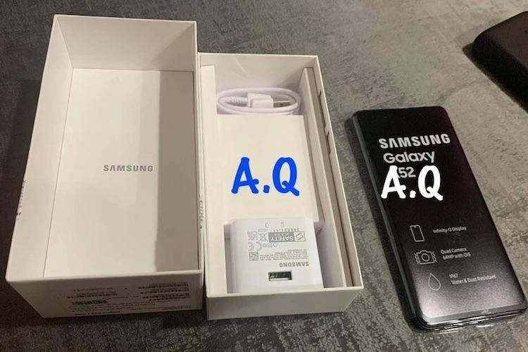 Обзор Samsung Galaxy A52 5G опубликовали за неделю до презентации  смартфон получит защиту от воды и 64-Мп камеру