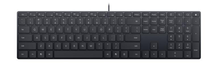 Huawei оценила свою первую ультратонкую проводную клавиатуру в $46