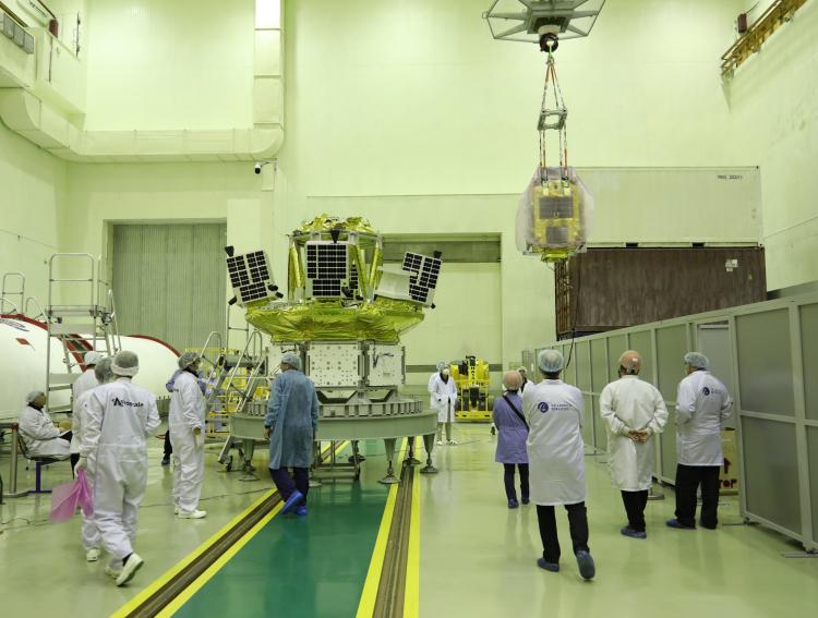 «Роскосмос» 20 марта запустит одной ракетой «Союз-2.1а» сразу 38 спутников из 18 стран
