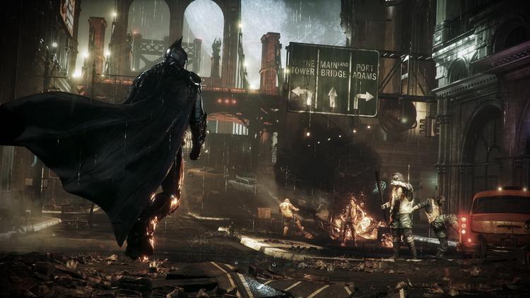По слухам, Batman: Arkham Knight оптимизируют для Xbox Series X и S
