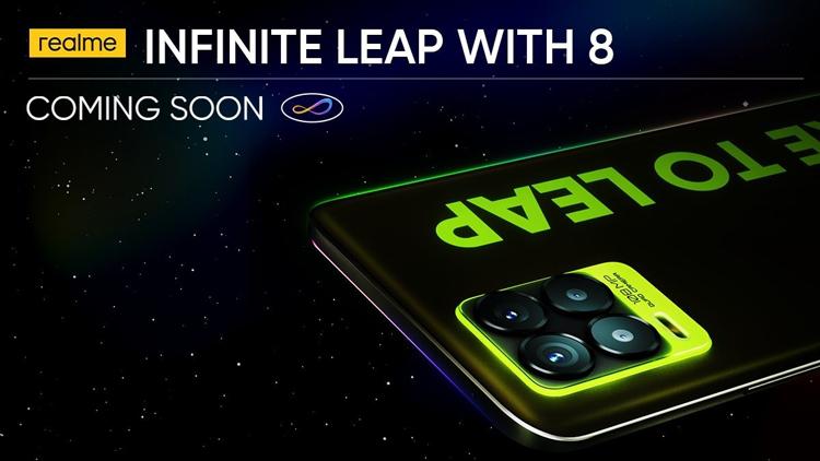 Презентация смартфона Realme со 108-Мп камерой состоится 24 марта