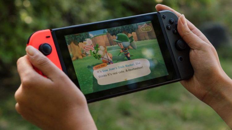 Nintendo рассчитывает, что продажи консолей Switch в ближайший год не будут сокращаться