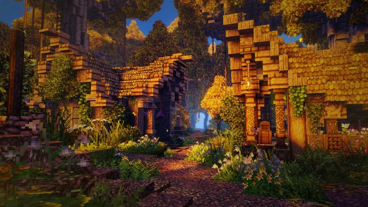 Хоббитон, Ривенделл и другие локации: энтузиасты показали, как воссоздают Средиземье из «Властелина колец» в Minecraft