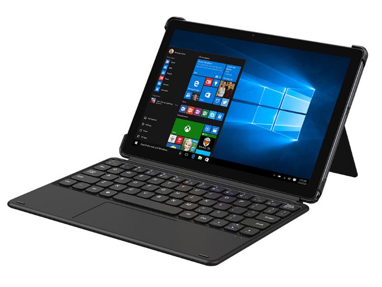 Chuwi Hi10 Go стал первым планшетом «два в одном» на платформе Intel Jasper Lake