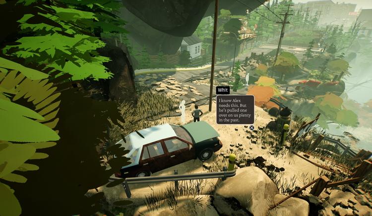 Сюрреалистическое приключение о жизни Where the Heart Leads выйдет 13 июля  на PS4