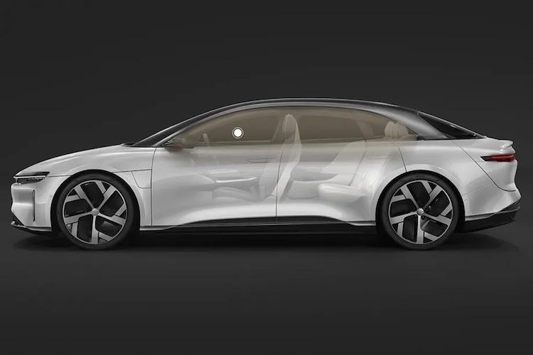 Грядущий электромобиль Lucid первым на рынке предложит поддержку объёмного звука Dolby Atmos