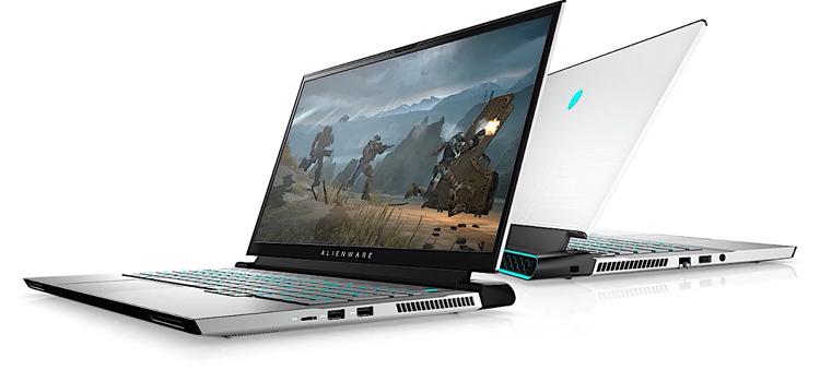 В ноутбуках Alienware стали доступны ультратонкие механические клавиатуры