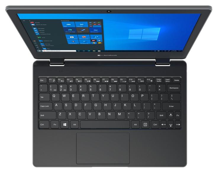"""Представлен компактный ноутбук для учёбы Dynabook E10-S на платформе Intel Gemini Lake Refresh по цене $290"""""""
