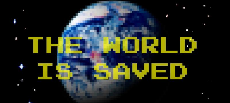 В далёком 2011-м году издание IGN выпустило гимн геймеров под названием The World is Saved —  «Мир спасён!». Несколько поспешное заявление, но всё к этому идёт…