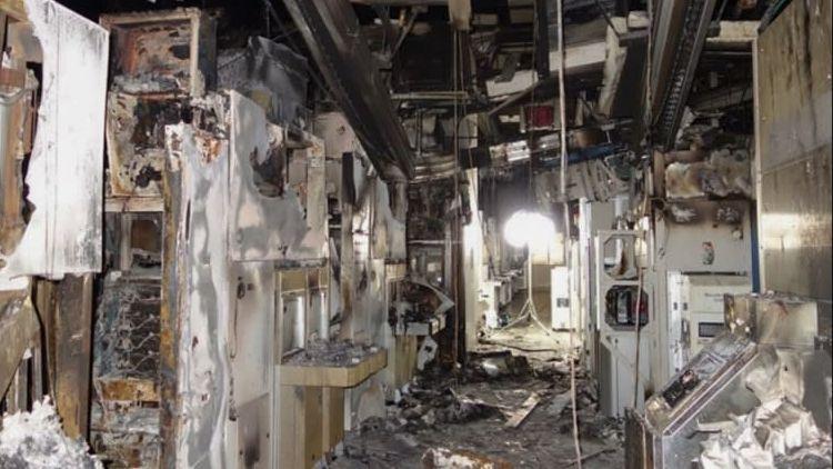 На устранение последствий пожара Renesas может потребоваться до одного месяца