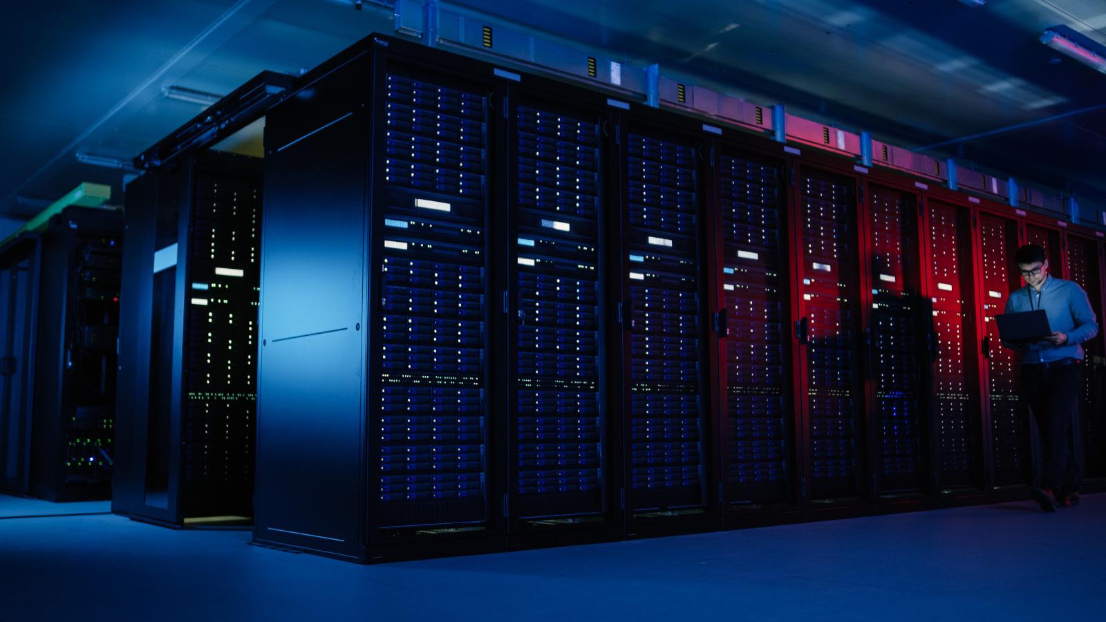 NVMe-oF: эволюция архитектуры хранения в центрах обработки данных