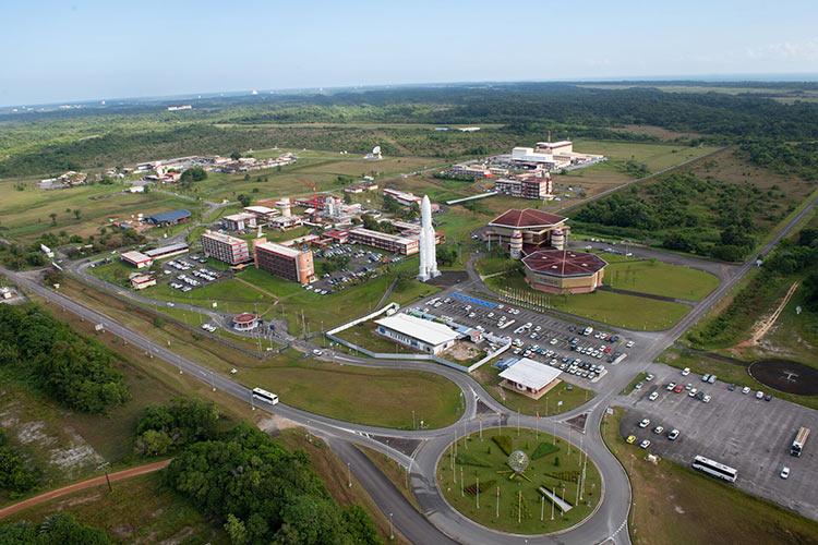 Космодром Куру во французском департаменте Гвиана (ESA)